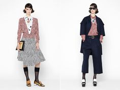 Marni Resort 2013 - perfect pattern mixing!