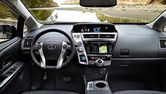 2016 Toyota Prius - interior
