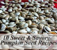 10 baked and roasted pumpkin seed recipes