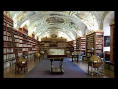 Strahov Monastery, Prague - YouTube