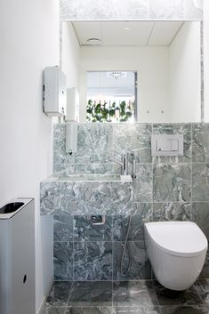 Marble surfaces / Interior design by Sistem Interior Architects. Office Interior Design, Office Interiors, Interior Architects, Marble, Projects, Log Projects, Blue Prints, Granite, Marbles