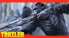 La guerra del Planeta de los Simios (2017) Nuevo Tráiler Oficial #4 Subt...