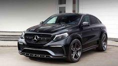 Mercedes GLE 'Inferno'