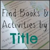 Find Books and Activities Sorted by Title at Reading Confetti