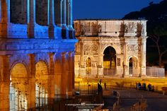 Colosseum and Arch of Constantine, Rome, Italy. Back to Rome series with those amazing buildings.  About One Photo a Day: As we publish one fresh phototo a handful of social media platformsdaily for promotion, wekeepit in the blog section … Read More