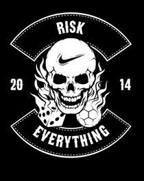 Risk everything #nike #worldcup2014 #riskeverything