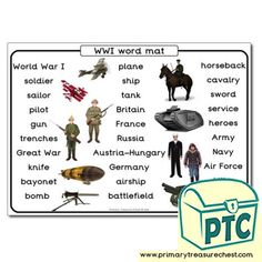 World War One Teaching Activities, Teaching Resources, Teaching Ideas, Primary History, History Magazine, Preschool Printables, World War One, Me On A Map, Lesson Plans