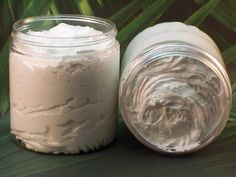 Whipped Body Butter Monoi de Tahiti by sabastiensnook on Etsy Coconut Oil Cellulite, Cellulite Scrub, Whipped Body Butter, Shea Butter, Natural Remedies For Rosacea, Coconut Oil Hair Mask, Turmeric Tea, Milk And Honey, Beauty Recipe