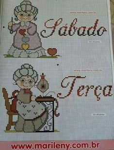 Kids Rugs, Decor, Cross Stitch Letters, Cross Stitch Art, Sewing Ideas, Crocheting Patterns, Cross Stitch Embroidery, Farmhouse Rugs, Kitchen