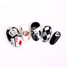 korean nail art - Google Search                                                                                                                                                                                 More