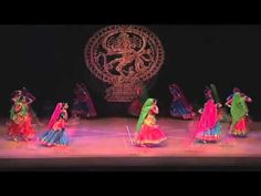 An excellent survey of traditional Indian dances