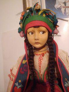 """Mara"" #165/1 Lenci Boudoir Doll"