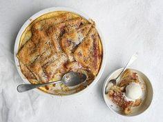 Nan's Bread Pudding recipe