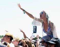 The Coachella Yell - The Cut