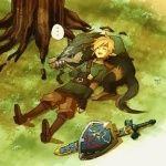 The Legend Of Zelda background