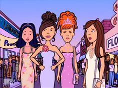 The Fashion Club #Daria