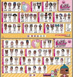 I can not wait!!!!! #loldolls #lolsurprise #lolsurprisedolls #lolsurpriseseries2 #lolsurpriseglitterseries #lolsurprisedollslilsisters #lolsurpriseseries1 #lolsurpriseseries3 #collectlol #lolconfettipop #lolsurpriseconfettipop #lolsurprisepetswave2 #lolpearlsurprise
