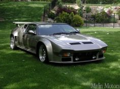 De Tomaso Pantera  Wheels  Pinterest  Vehicles Search and Cars