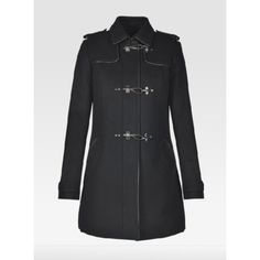 Fay Montgomery Trench Coat found on Polyvore