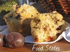Μάφινς με ελιά (νηστίσιμα) - Food States Recipies, Muffin, Vegan, Breakfast, Blog, Recipes, Morning Coffee, Muffins, Blogging