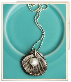 seashell treasure....obsessed!