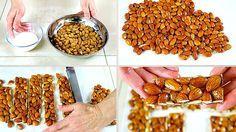 Il croccante di mandorle è un dolce semplicissimo e goloso! La ricetta è facile e veloce e richiede solo due ingredienti: zucchero e mandorle!