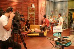A TV Cultura está com vagas abertas para os cargos de animador, assistente de suporte e maquiador.
