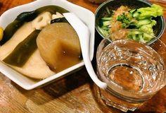 寒くなってきたので最近はおでんで晩酌が多いです。 【けいこまりさん☆11月食欲の秋!美味しいお酒と肴で一杯】