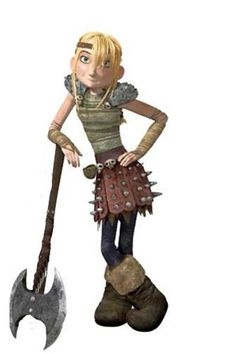 How to Train Your Dragon Astrid Cosplay Costume