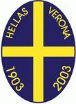 HELLAS VERONA FC logo centenary