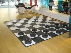 Checkers..ours would be so cool