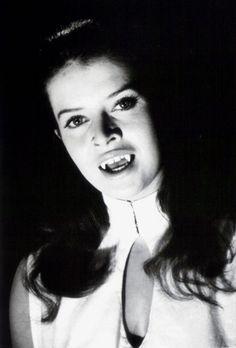 Isobel Black in Kiss of the Vampire (1963).