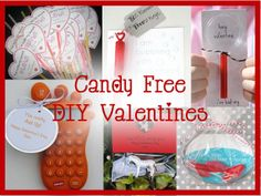 Back away from the sugar. Great non-candy valentines ideas, rounded up into one place.