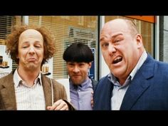The Three Stooges Trailer 2012 - Official movie trailer in HD - Farrelly Brothers movie starring Sean Hayes, Chris Diamantopoulos and Will Sasso - directed by Bobby Farrelly and peter Farrelly