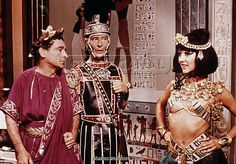 Kenneth Connor, Kenneth Williams & Amanda Barrie in Carry On Cleo Cult Movies, Comedy Movies, Films, Carry On Cleo, Sidney James, Kenneth Williams, Film Watch, British Comedy, Gone With The Wind