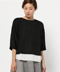 BOSCH(ボッシュ)のドルマンカットソー(Tシャツ/カットソー)|詳細画像