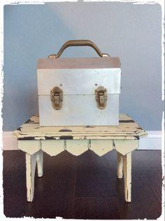 Old Steel Worker's Lunchbox