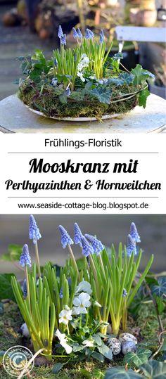 Eine Weitere DIY Idee, Um Sich Den Frühling Ins Haus Zu Holen: Ein