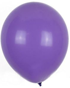 """Custom, Fun & Cool {Big Large Size 12"""" Inch} 50 Pack of Helium & Air Inflatable Latex Rubber Balloons w/ Fun House Design [Dark Purple Color] mySimple Products"""