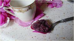 Przetwory zimowe róża Przecier z płatków róż do deserów i herbaty  rose petals in sugar