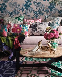 Moore Design Collective loves Bonnie and Neil cushions!