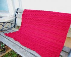 redblanket 010-free knitting pattern
