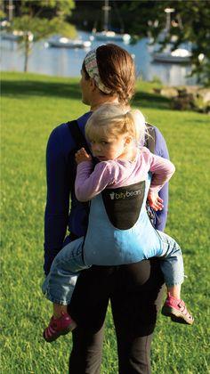 3d5470ac535 Enter to win a Bitybean compact child carrier.