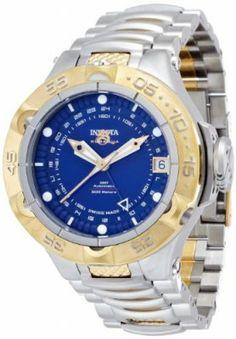 Relógio Invicta Subaqua GMT Automatic Mens Watch 12873 #Relogios #Invicta