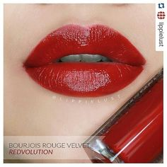 #Repost lippielust with @repostapp ・・・ Bourjois Rouge Velvet Edition No. 15: Redvolution _ i use ring light to create proper lighting, so you'll see the swatch a bit shiny than the actual color in real life. _ Store: @hopebeautyltd _ BOURJOIS REV become MORE AFFORDABLE!! Our REGULAR PRICE only at : - Shades 1, 3, 6, 13 ---> NOW : Rp. 188,000 - Shades 2, 4, 5, 7, 8-12, 14-15 ---> NOW : Rp. 198,000 - NEWEST Shade 16,17 will restock by March 25!  Dapatkan POTONGAN DISCOUNT*  : - pembelian 5…