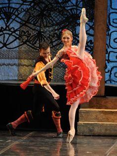 Natalia Somova - Don Quixote Stanislavsky Ballet