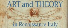 Art and Theory in Renaissance Italy Schedule 2009 Renaissance Artists, Art History, Schedule, Theory, Texts, Novels, Italy, Teaching, Inspiration