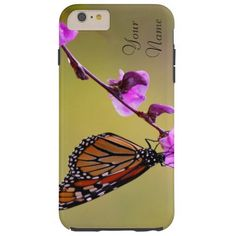 Butterfly Kisses iPhone 6  plus case