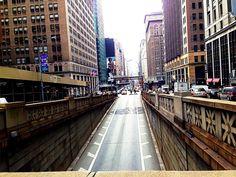 Under pass NYC