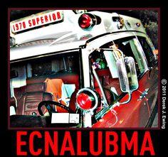Vintage Ambulances